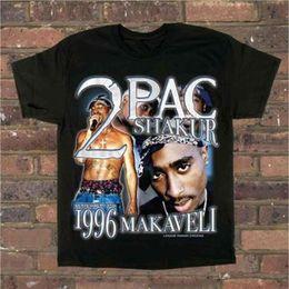 Duck t shirts online shopping - 2PAC Tupac T Shirt Angel Anatomy Duck In Utero Top Tees Gangsta Rap Tupac Hip Hop Street Clothes Tee PAC T Shirts