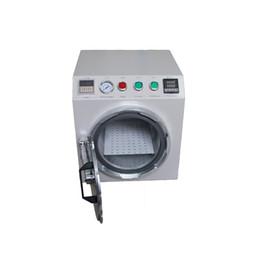 Autoclave Lcd UK - Wholesale-2018 New Mini High Pressure Autoclave OCA Adhesive Sticker LCD Bubble Remove Machine for 7 inch Touch Screen Glass Refurbishment