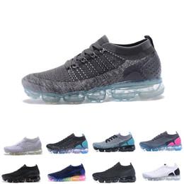 7c97d6717ea26 2019 2 Arc-en-ciel Soyez Vrai Hommes Choc Acronyme de Running Shoes Mode  femme Casual Vapor 2.0 Chaussures Baskets de Sport