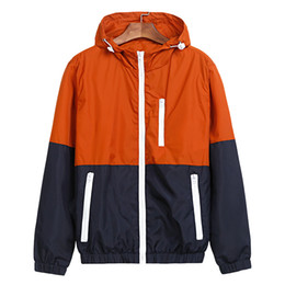 $enCountryForm.capitalKeyWord NZ - Jackets Women 2017 Spring New Fashion Jacket Womens Hooded basic Jacket Casual Thin Windbreaker female Outwear Women Coat