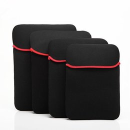 """waterproof tablet china 2019 - New 7-17inch Laptop Pouch Protective Bag Neoprene Soft Sleeve Case Bag for 7-17"""" GPS Tablet PC Notebook Ipad PCC073"""