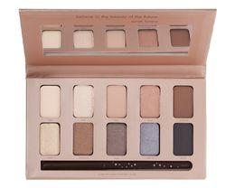 Light eyeshadow paLette online shopping - 2018 Eyeshadow In The Light Garden Know Moment Eye Shadow Palette Eyeliner Pencil