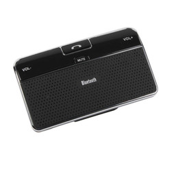 $enCountryForm.capitalKeyWord UK - Bluetooth Car Kit Music Player Wireless FM Handsfree Speakerphone MP3 Transmitter Audio with Car Charger Supports GPS&MP3 audio