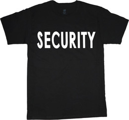 $enCountryForm.capitalKeyWord UK - big and tall t-shirt Security uniform costume tee shirt tall shirts for men Fashion Summer Top Tee Short Sleeve TOP TEE Print T shirt Men