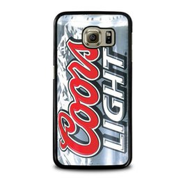 $enCountryForm.capitalKeyWord UK - Classic Coors Light Beer Phone Case For Iphone 5c 5s 6s 6plus 6splus 7 7plus Samsung Galaxy S5 S6 S6ep S7 S7ep