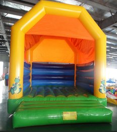 $enCountryForm.capitalKeyWord Australia - 2017 Top sale bounce houses commercial used inflatable bounce house