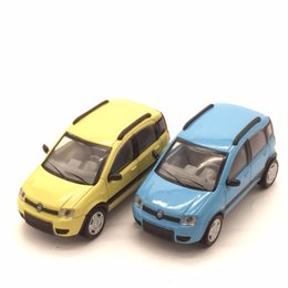 Car Shipping NZ - High simulation Fiat mini suv model,1:43 alloy car toys, ,metal castings,collection toy vehicles,free shipping