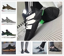 cheap for discount 02e85 39764 Original quality Eqt Prophere Climacool Support Running Shoes for Men Women  Trace Olive Tiger Camo Green Black Grey Red Sport Sneakers 36-45