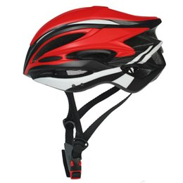 Wholesale BMDT New bicycle one riding with light helmet speed skating helmet skating