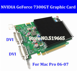$enCountryForm.capitalKeyWord NZ - OWK New Original High Quality for Mac Pro nVidia GeForce 7300GT 256MB MacPro Video Card 1st gen video card have 8800gt