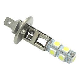 H3 led fog online shopping - H1 led LED White Fog lamp Driving Light Lamp Bulb k LED auto daytime running light DRL v High Power H3 Auto Lamp
