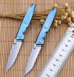 Vg Pocket NZ - CH0102 Folding Knife Pocket Knife Camping Tool Survival Hunting knife With VG-10 Blade Titanium Handle For Men Gift