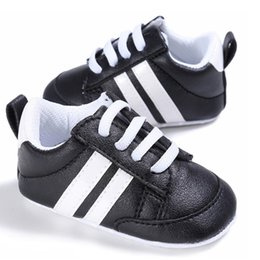 Chinese  High Quality Breathable Mesh Leather Children's Sneakers Baby Boy Girl First Walkers Soft Bottom Lace-Up Baby Shoes Size 3 4 5 manufacturers
