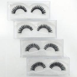 $enCountryForm.capitalKeyWord Australia - High-end 10 pairs Fake Eyelashes Lengthening Natural 3D Reusable short paragraph Handmade Makeup False Eyelashes Lashes Extensions Long Lash