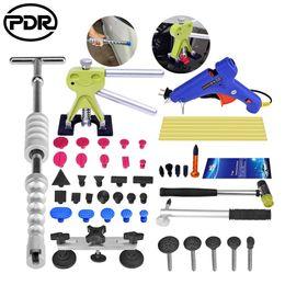 $enCountryForm.capitalKeyWord NZ - PDR Hand Tools Set Auto Tool Car Body Hail Ding Damage Dent Repair Removal Tool Kits Slide Hammer Glue Puller Tool Kits
