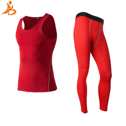 red compression shorts 2019 - YD 2017 Logo Custom Compression Fitness Tight Running Set Training Short Shirt Leggings O-Neck Gym Tracksuit Men Top Spo