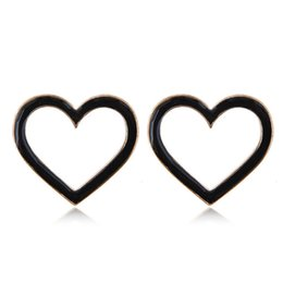 $enCountryForm.capitalKeyWord UK - New Pattern Fashion Unique Irregular Shape Ear Pendant Nail Concise Exaggeration Geometry Love Fashion Joker Eardrop