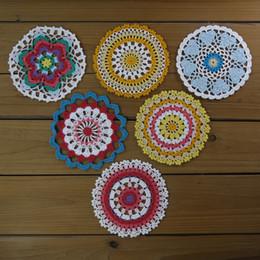 $enCountryForm.capitalKeyWord Australia - 12PCS   Per design 2PCS - Crochet Napkins Set, Crochet Lace Coasters, Vintage Lace Doilies, Handmade Doilies, Crochet Doilies