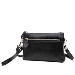 $enCountryForm.capitalKeyWord UK - 2018 New Brand Women Casual Small Evening Clutch Bag Genuine Leather Ladies Luxury Shoulder Bags High Quality Cow Leather Purses