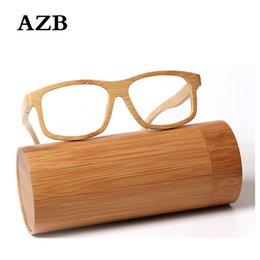 Men's Eyewear Frames Fine 100% Handmade Bamboo Legs Plain Mirror Vintage Eye Glasses Frames For Women Men Brand Frames Myopia Eyewear Oculos De Grau Hot