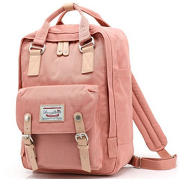 bf5b4d02aefb Brand teenage backpacks for girl Waterproof Kanken Backpack Travel Bag  Women Large Capacity brand Bags For Girls Mochila