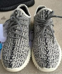 eff9cb27e Best quality(with box) Original Quality Kanye West 350 Shoes Pirate Black  Moonrock Oxford Tan Turtle Dove Casual Outdoor Light Running Shoes