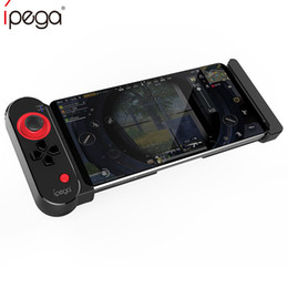 Discount ps2 wireless controller freeshipping - iPEGA 9100 PG-9100 Pubg Mobile Joystick for Phone Joypad Pubg Controller Wireless Gamepad for Phone Tablet PC Android Tv