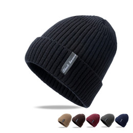$enCountryForm.capitalKeyWord NZ - 2018 Fashion Men Skullies Beanies Knitted Hat Winter Hats For Women Plain Warm Male Gorros Bonnet Caps Thicken Solid Beanies