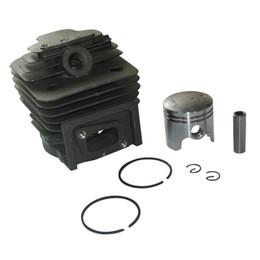Cutter parts online shopping - Cylinder kit mm for E40F F engine cylinder pistion kit gasoline brush cutter parts