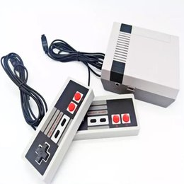 New hot video free online shopping - Hot Sale New Mini TV Game Console Video Handheld can store for NES games consoles with retail boxs DHL Free