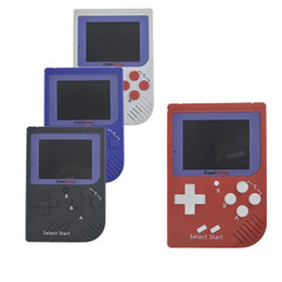 Discount classic video games for tv - Mini CoolBaby Handheld Game Player Portable Classic Video Game Console 2.5 inch Color Display Support TV-out For Xmas Gi