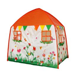 girls play tents 2019 - Children's Tent for Outdoor and Indoor Play, Foldable Tent for Girls and Boys with Soft Carpet Apricot discount gir