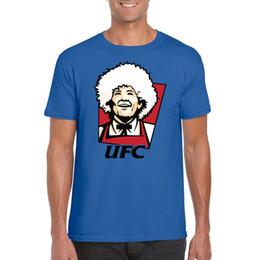 a748f980 Khabib Nurmagomedov T-Shirt, Fighting UFC, MMA, BJJ Fight Night Mcgregor  Tee Top Funny free shipping Unisex gift