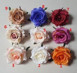 $enCountryForm.capitalKeyWord NZ - European style autumn roses, small roses, wedding flower walls, decorative flowers, brooches, simulation roses, retro rose L193