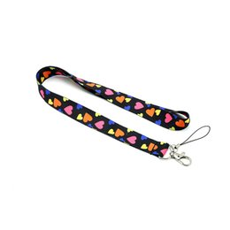 $enCountryForm.capitalKeyWord NZ - Cartoon Printing Lanyards for Employees School Id Badge MP4 ipod hanger Camera Blackberry Xiaomi Neck Strap Free Shipping
