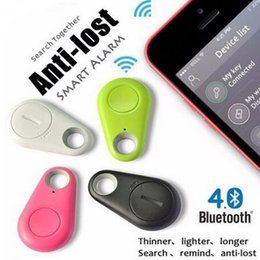 Discount lost tracks - ireless Smart Tag iTag Bluetooth 4.0 Tracker Tracer Key Finder GPS Locator Anti-Lost Alarm Reminder For Child Anti Lost