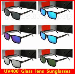 Glasses Sun Protection Australia - New Model Glass Cycling Sun Glasses Designer Sunglasses Women Men Fashion Outdoors Sunglasses UV Protection SPORT GLASSES