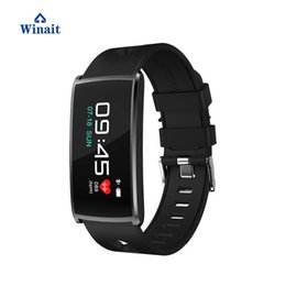 $enCountryForm.capitalKeyWord NZ - Winait N68 Smart Watch Professional Waterproof Square-shape Adult Gps Watch Nordic NRF51822 Smartwatch for Android IOS