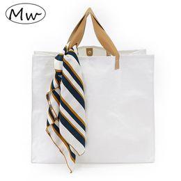 scarf shopping 2019 - Moon Wood Solid Scarf Tote Bag Big Canvas Handbag 2018 Summer Bohemia Beach Bag Eco Shopping Casual Tote For Women Femal