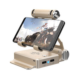 Use Games Canada - GameSir X1 BattleDock Converter Stand Docking for PUBG, FPS games, Using with keyboard and mouse, Portable Phone Holder