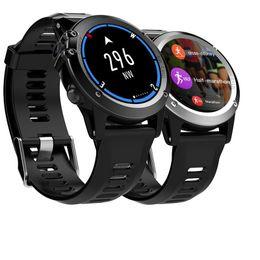 Air Sim Card UK - smart watch H1 with Altitude air pressure GPS WIFI Pedometer Heart rate Monitor sim card slot 5mp camera smartwatch mtk 6572