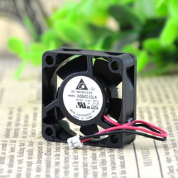 3cm 12v fan Australia - For Original Delta 3010 3CM 3cm 12V 0.10A Small Equipment Silent Fan ASB0312LA