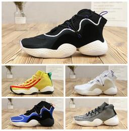 143f3220648fd 2018 Top Qaulity Pharrell x Crazy BYW LVL 1 Pharrell AC7112 Real NMD Human Race  Men Women Running Shoes Sport Sneakers designer shoes