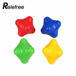 $enCountryForm.capitalKeyWord NZ - High level Silicone Hexagonal Reaction Ball Agility Coordination Reflex Exercise Training Ball Sports Fitness Training