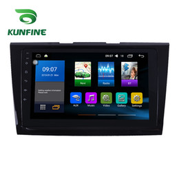 Ford Touch Screen Stereo Australia - Octa Core ISP+2.5D 32G Android 7.1 Octa Core Car DVD Player GPS Stereo Navi for Ford Taurus 2015 Radio Headunit WIFI Bluetooth