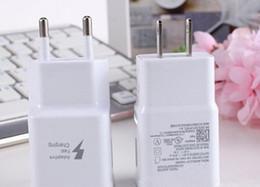 Опт новый AAAA качество быстрое зарядное устройство комплект 9 в / 1.67 a 5 В / 2a ЕС США главная traval USB стены зарядка адаптер наборы 100 в-250 В для galaxy S8 S8plus Note8 телефон