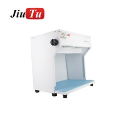 Machines houses online shopping - Small Dust Free Room Clean Work Table House Cleaning Room LCD Repair Machine For OLED Screen Refurbish