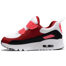 d3af3871296 Diseñador de la nueva marca para niños Zapatos para bebés y niños pequeños  Clásico 90 Niños 90 s Zapatilla deportiva Zapatos para caminar al aire  libre Eur ...