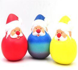 $enCountryForm.capitalKeyWord Australia - Hot Sale Fun Squishy Slow Rising Lovely Tumbler Santa Claus340 Entertainment Antistress Stress Relief Toys Gags Squeeze Funny Gadget
