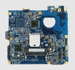 aspire laptops NZ - 48.4HD01.031 PNMB.PU501.001 for Aspire 4551 laptop motherboard Integrated DDR3 Free Shipping 100% test ok